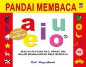 Cover Pandai Membaca AIUEO (Cover Baru) oleh Esti Nugraheni