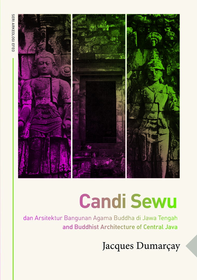 Candi Sewu (2018) by Jacques Dumarcay Digital Book