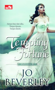 HR: Tempting Fortune by Jo Beverley Cover