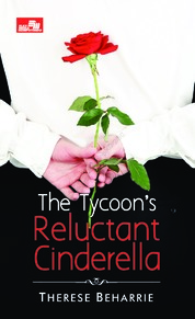 CR: The Tycoon`s Reluctant Cinderella by Therese Beharrie Cover