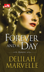 HR: Forever and A Day by Delilah Marvelle Cover
