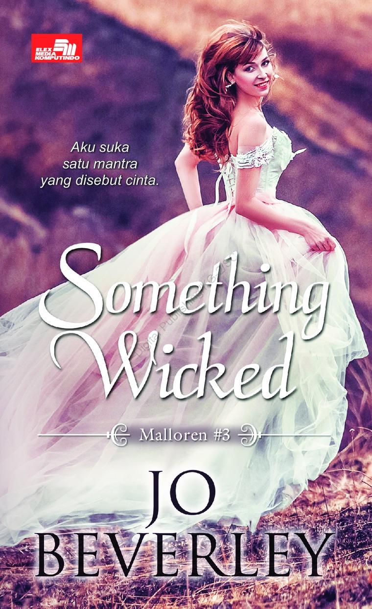 Buku Digital HR: Something Wicked oleh Jo Beverley