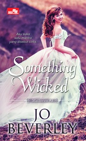HR: Something Wicked by Jo Beverley Cover