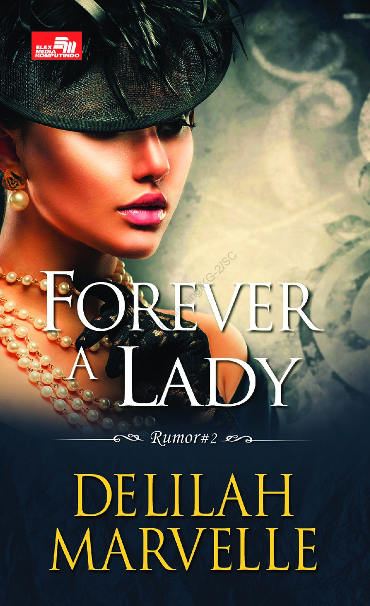 Buku Digital HR: Forever a Lady oleh Delilah Marvelle