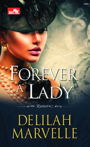 HR: Forever a Lady by Delilah Marvelle Cover