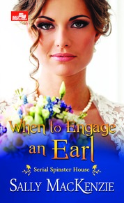 Cover HR: When to Engage an Earl oleh Sally MacKenzie