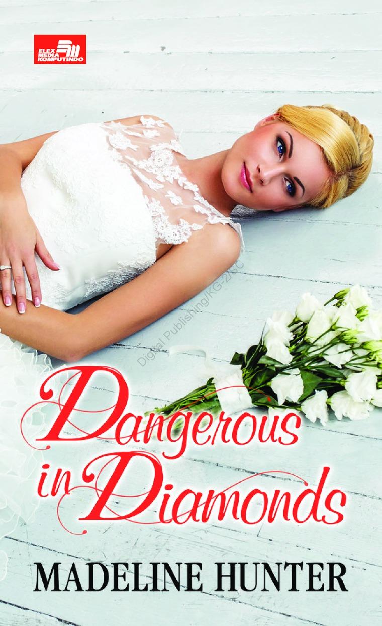 Buku Digital HR: Dangerous in Diamonds oleh Madeline Hunter