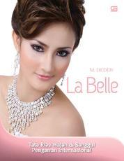 Cover La Belle Tata Rias Wajah Dan Sanggul Pengantin Internasional oleh
