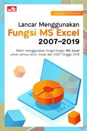 Cover Lancar Menggunakan Fungsi MS Excel 2007 - 2019 oleh Jubilee Enterprise