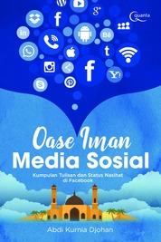 Cover Oase Iman di Media Sosial oleh Abdi Kurnia