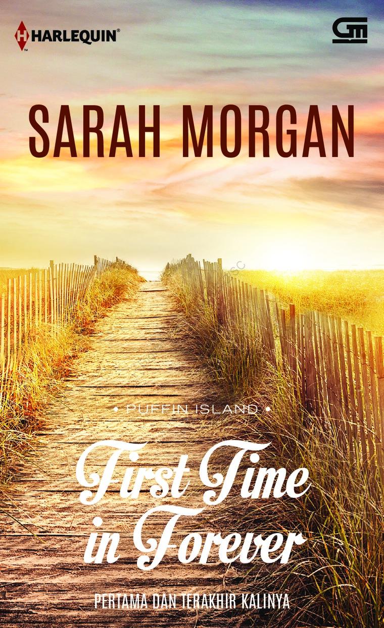 Buku Digital Harlequin: Pertama dan Terakhir Kalinya (First Time in Forever) oleh Sarah Morgan