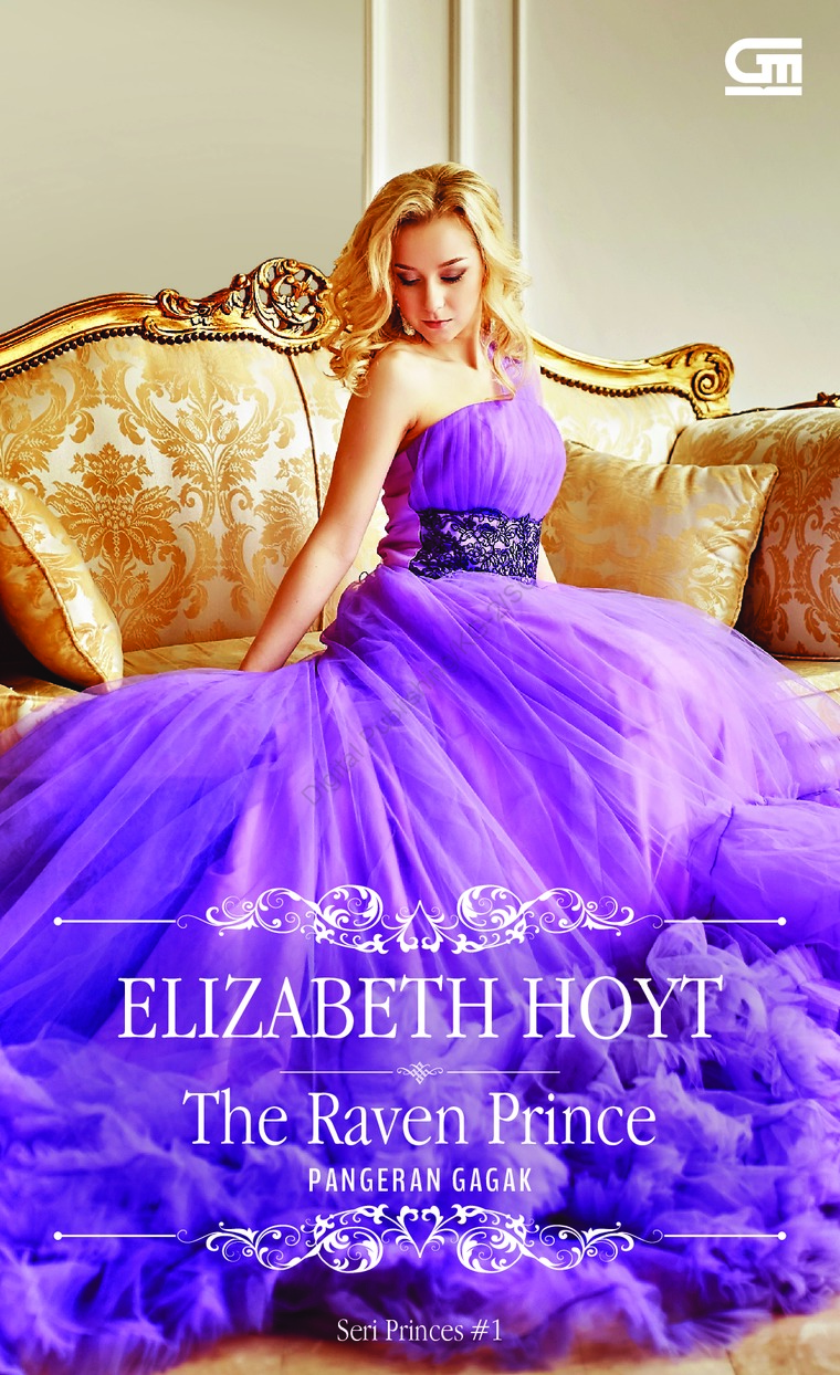 Buku Digital Historical Romance: Pangeran Gagak (The Raven Prince) oleh Elizabeth Hoyt