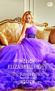 Historical Romance: Pangeran Gagak (The Raven Prince) by Elizabeth Hoyt Cover