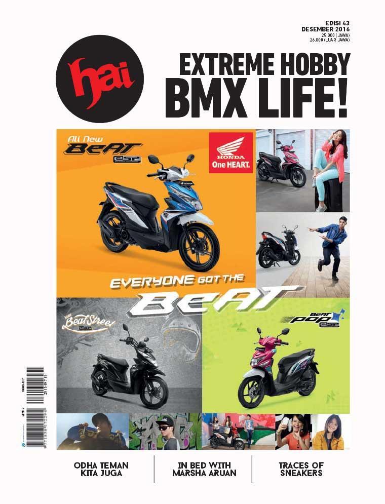 Majalah Digital hai ED 43 2016
