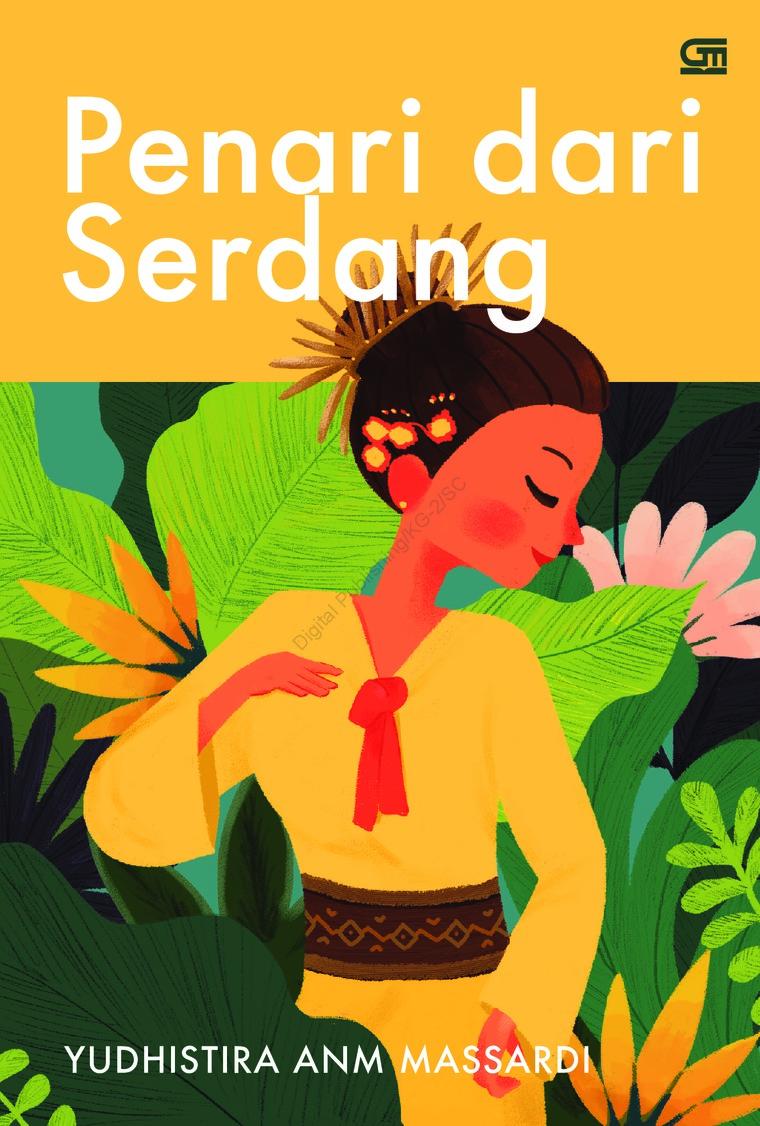 Buku Digital Penari dari Serdang oleh Yudhistira ANM Massardi
