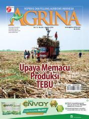 Cover Majalah Agrina ED 266 Agustus 2016