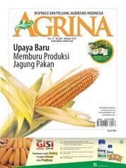 Cover Majalah Agrina ED 268 Oktober 2016