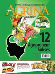 Cover Majalah Agrina ED 270 Desember 2016