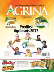 Cover Majalah Agrina ED 271 Januari 2017