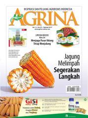 Cover Majalah Agrina ED 272 Februari 2017