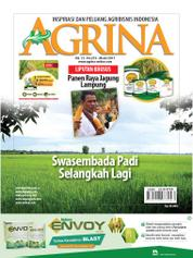 Cover Majalah Agrina ED 273 Maret 2017