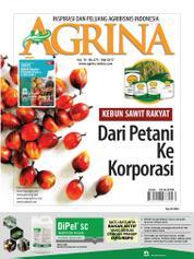 Cover Majalah Agrina ED 275 Mei 2017