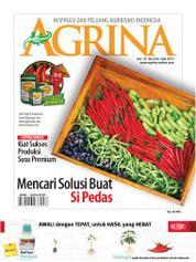 Cover Majalah Agrina ED 276 Juni 2017