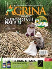 Cover Majalah Agrina ED 279 September 2017