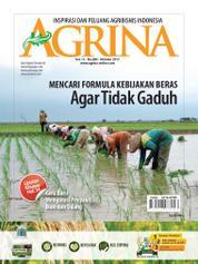 Cover Majalah Agrina ED 280 Oktober 2017