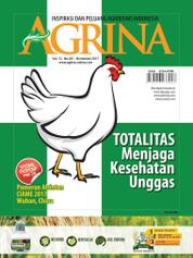 Cover Majalah Agrina ED 281 November 2017
