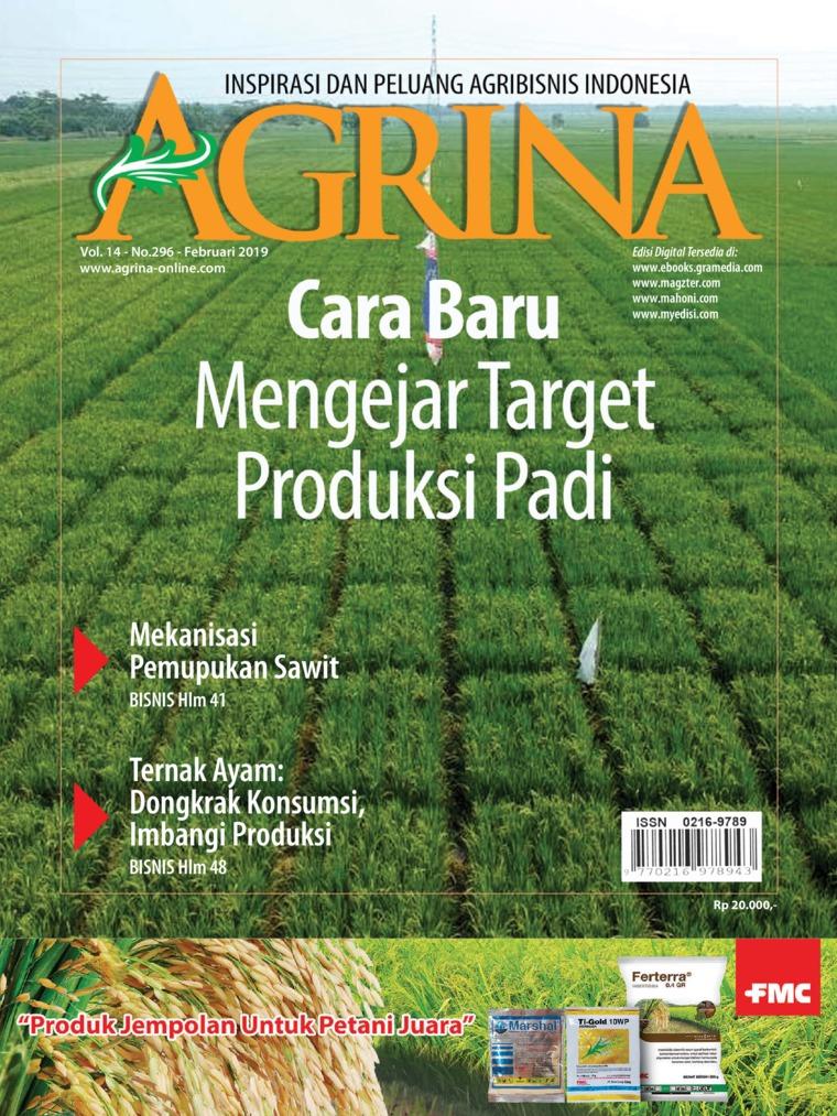 Agrina Digital Magazine ED 296 February 2019