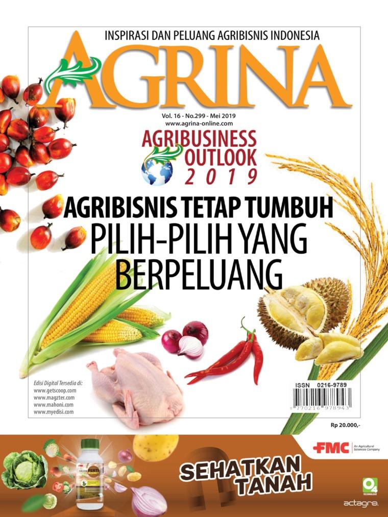 Agrina Digital Magazine ED 299 May 2019
