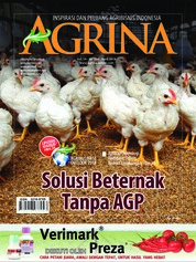 Cover Majalah Agrina ED 286 April 2018