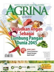 Agrina Magazine Cover ED 287 May 2018