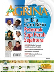 Agrina Magazine Cover ED 288 June 2018