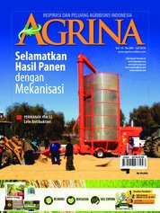 Agrina Magazine Cover ED 289 July 2018