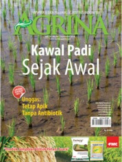 Cover Majalah Agrina ED 291 September 2018
