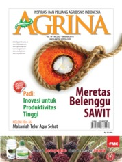 Agrina Magazine Cover ED 292 October 2018