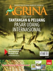 Agrina Magazine Cover ED 295 January 2019