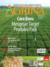 Agrina Magazine Cover ED 296 February 2019
