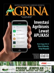Cover Majalah Agrina ED 298 April 2019