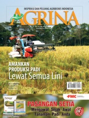Agrina Magazine Cover ED 300 June 2019