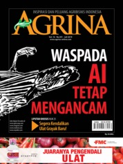 Agrina Magazine Cover ED 301 July 2019