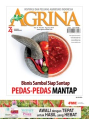 Agrina Magazine Cover ED 302 August 2019
