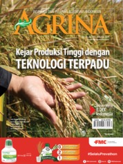 Agrina Magazine Cover ED 304 October 2019