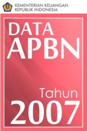 APBN 2007 by Perpustakaan Kementerian Keuangan Republik Indonesia Cover