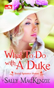 HR: What to Do With A Duke by Sally MacKenzie Cover