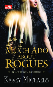 HR: Much Ado about Rogues by Kasey Michaels Cover