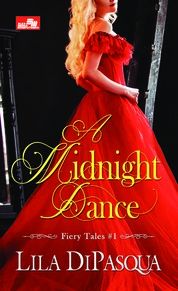 HR: A Midnight Dance by Lila DiPasqua Cover