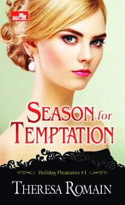 HR: Season for Temptation by Theresa Romain Cover